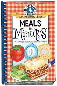 Meals in Minutes: Fast & Fun Recipes in a Flash...Plus Lots of Time-Saving Tips (Everyday Cookbook Collection)