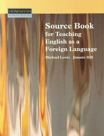 Source Book for Teaching English as a Second Language