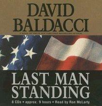 Last Man Standing (Audio CD) (Abridged)
