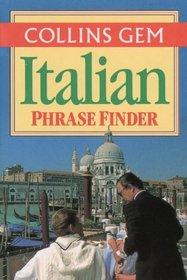 Collins Gem Spanish Phrase Finder: The Flexible Phrase Book (Gem)