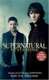 Nevermore (Supernatural, Bk 1)