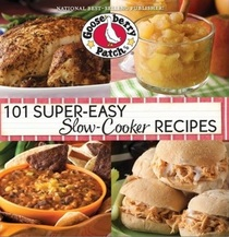 101 Super Easy Slow-Cooker Recipes (101 Cookbook Collection)