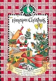 Homespun Christmas (Gooseberry Patch)