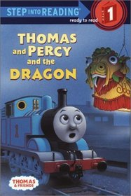 Thomas and Percy and the Dragon (Step into Reading, Step 1)