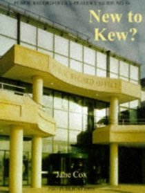 Genealogy: New to Kew? (Public Record Office Readers' Guide)