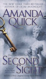 Second Sight (Arcane Society, Bk 1)