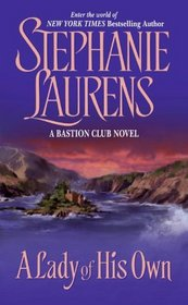 A Lady of His Own (Bastion Club, Bk 3)