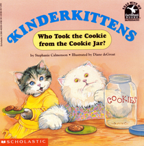 Kinderkittens: Who Took the Cookie from the Cookie Jar?