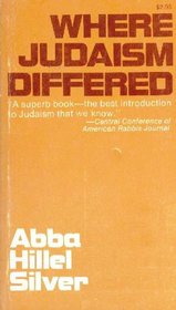 Where Judaism Differed