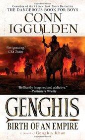 Genghis: Birth of an Empire (Conqueror, Bk 1)