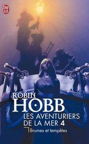 Les Aventuriers de la mer, Tome 4 (French Edition)