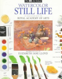 DK Art School: Watercolor Still Life