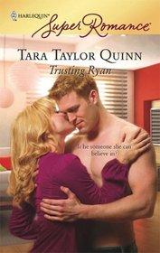 Trusting Ryan (Harlequin Superromance)