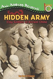Hidden Army: Clay Soldiers of Ancient China (All Aboard Reading, Station 3)