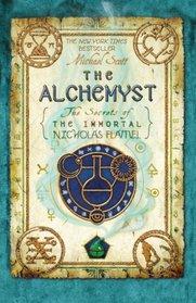 The Alchemyst (Secrets of the Immortal Nicholas Flamel, Bk 1)