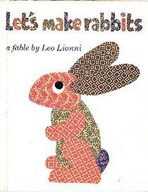 LET'S MAKE RABBITS-MINI (Miniature Edition)
