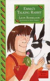 Emma's Talking Rabbit (Red Storybook)