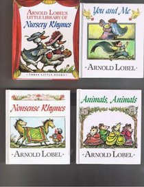 Animals, Animals: Ltl Lib/nursery Rhymes