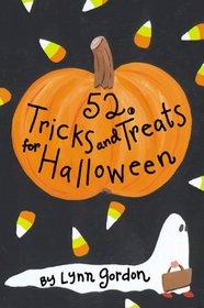 52 Tricks and Treats for Halloween (52 Decks)