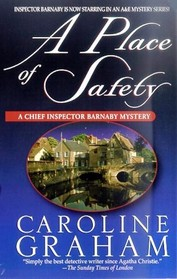 A Place of Safety (Chief Inspector Barnaby, Bk 6)