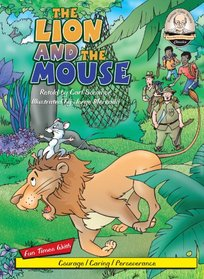The Lion and the Mouse with CD Read-Along (Sommer-Time Story Classics) (Sommer-Time Stories: Classics)