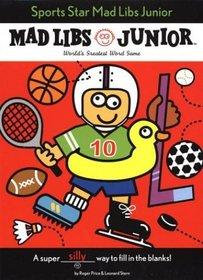Sports Star Mad Libs Junior (Mad Libs Junior)
