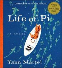 Life of Pi (Audio CD) (Unabridged)