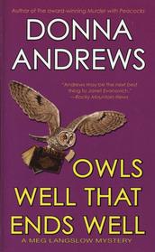 Owls Well That Ends Well  (Meg Langslow, Bk 6)