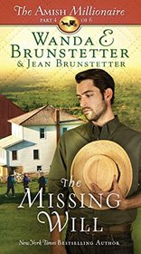 The Missing Will (The Amish Millionaire)