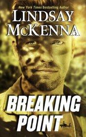 Breaking Point (Thorndike Press Large Print Romance Series)