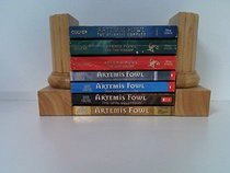 Artemis Fowl Series Complete Set Books 1-7 : Artemis Fowl / the Arctic Incident / the Eternity's Code / the Opal Deception / the Lost Colony / the Time Paradox / the Atlantis Complex