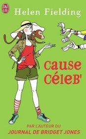 Cause c�leb'