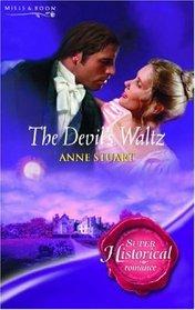 The Devil's Waltz (Super Historical Romance)
