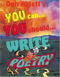 You Can�You Should� Write Poetry