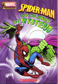 Spider-Man and the Menace of Mysterio