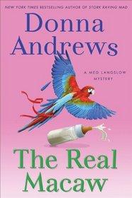 The Real Macaw (Meg Langslow, Bk 13)