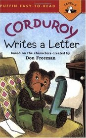 Corduroy Writes a Letter (Easy-to-Read)