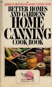 Home Canning Cookbook