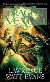 Dragon Venom (Obsidian Chronicles, Bk 3)