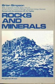 Rocks and Minerals (Pergamon International Library of Science, Technology, Engin)