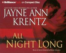 All Night Long (Audio CD) (Abridged)