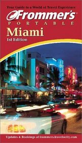 Frommer's Portable Miami