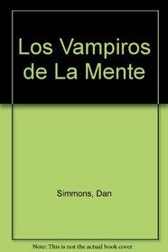 Los Vampiros de La Mente (Spanish Edition)