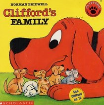 Clifford's Family (Big Red Dog)