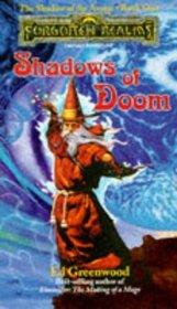 Shadows of Doom (Forgotten Realms : Shadow of the Avatar, Bk 1)