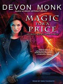 Magic for a Price (Allie Beckstrom)