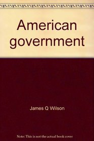 American government: State and local government : a supplement