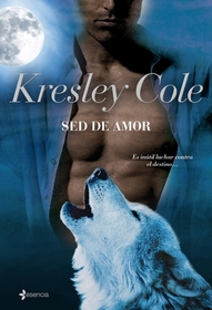 Sed de amor (A Hunger Like No Other) (Spanish Edition)