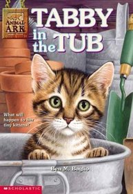 Tabby in the Tub (Animal Ark, Bk 29)