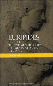Euripides Plays 2